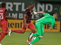 Portland Timbers 3:1 San Jose Earthquakes