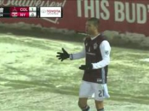 Colorado Rapids 2:1 New York Red Bulls