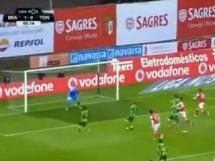 Sporting Braga 3:0 Tondela
