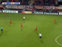 Twente 2:0 Excelsior Rotterdam
