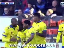 Cambuur 1:1 Willem II