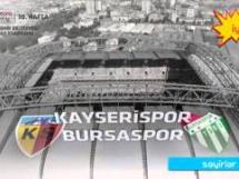 Kayserispor 2:1 Bursaspor