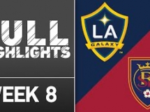 Los Angeles Galaxy 5:2 Real Salt Lake