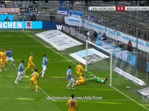 TSV 1860 Monachium 1:0 Eintracht Brunszwik