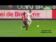 Stade Rennes 1:1 AS Monaco