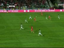 Rio Ave 0:1 Benfica Lizbona