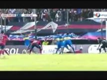 Cerro Porteno 1:2 Boca Juniors