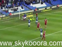 Birmingham 2:2 Middlesbrough
