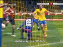Eintracht Brunszwik 3:1 FC Nurnberg
