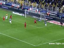 Fenerbahce 3:0 Gaziantepspor