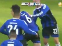 Aarhus 1:2 FC Kopenhaga