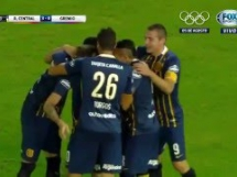 Rosario Central 3:0 Gremio