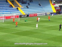 Holandia U17 0:2 Hiszpania U17