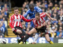 Sunderland 3:2 Chelsea Londyn