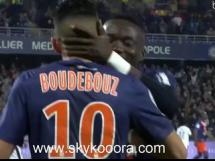 Montpellier 2:0 Stade Rennes