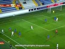 Francja U17 0:2 Anglia U17