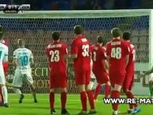Mordovia Saransk 0:3 Zenit St. Petersburg