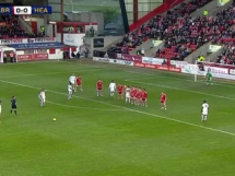 Aberdeen 0:1 Hearts