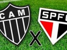 Sao Paulo 1:0 Atletico Mineiro