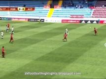 Portugalia U17 5:0 Austria U17