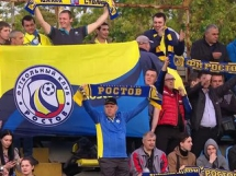 FK Rostov 1:0 Urał Jekaterynburg