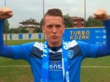 Piotr Zieliński w Turbokozaku