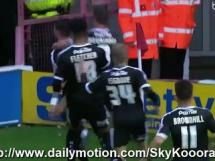 Walsall 1:3 Barnsley FC