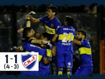 Boca Juniors 1:1 (4:3) Club Nacional