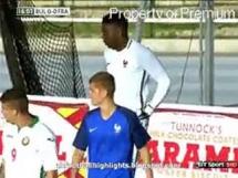 Bułgaria U20 0:1 Francja U20