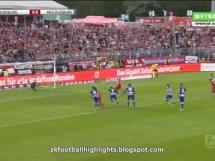 Wurzburger Kickers 2:0 MSV Duisburg