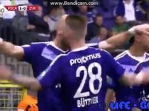 Anderlecht 2:0 SV Zulte-Waregem