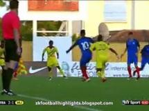 Francja U20 - Mali U20