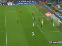 FC Basel 0:1 Grasshopper Zurych