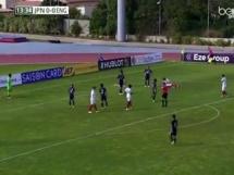 Japonia U20 0:1 Anglia U20