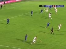 Chorwacja 1:0 Mołdawia