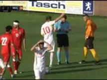 Azerbejdżan 1:3 Macedonia