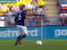 Szwecja 0:0 Słowenia