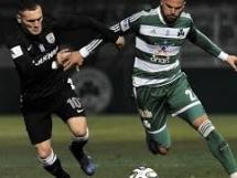 PAOK Saloniki 1:1 Panathinaikos Ateny