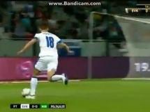 Słowacja 0:0 Irlandia Północna