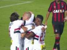 Sao Paulo 1:2 Atletico Paranaense