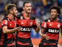 Cruzeiro 0:1 Flamengo