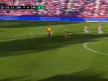 Girona FC 0:1 Osasuna