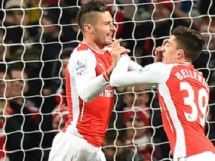 Arsenal Londyn 4:1 Newcastle United