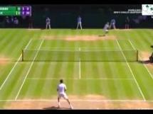 Roger Federer 3:2 Marin Cilic