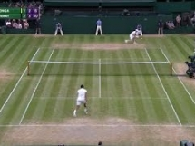 Jo-Wilfried Tsonga 2:3 Andy Murray