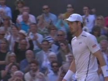 Tomas Berdych 0:3 Andy Murray