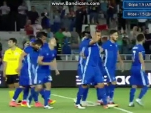 Dinamo Tbilisi 2:0 Alashkert