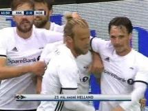 Rosenborg 3:1 Norrkoping