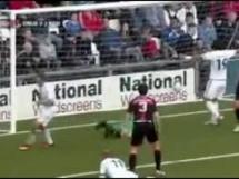 Crusaders 0:3 FC Kopenhaga