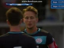 PSV Eindhoven 2:1 Saint Etienne